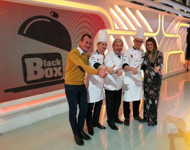 "Konkursi televiziv ""Black Box"" - E diela Shqiptare"