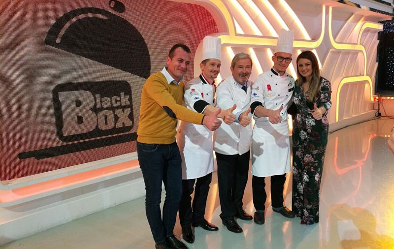 Black Box TV Contest - Sunday Albanian