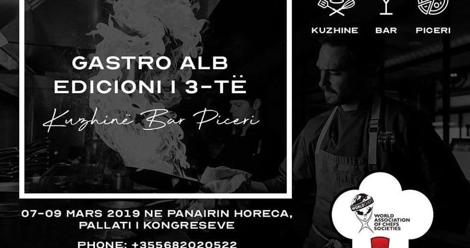Gastro Alb - 3ᵅ edizione  (07-09 Marzo)