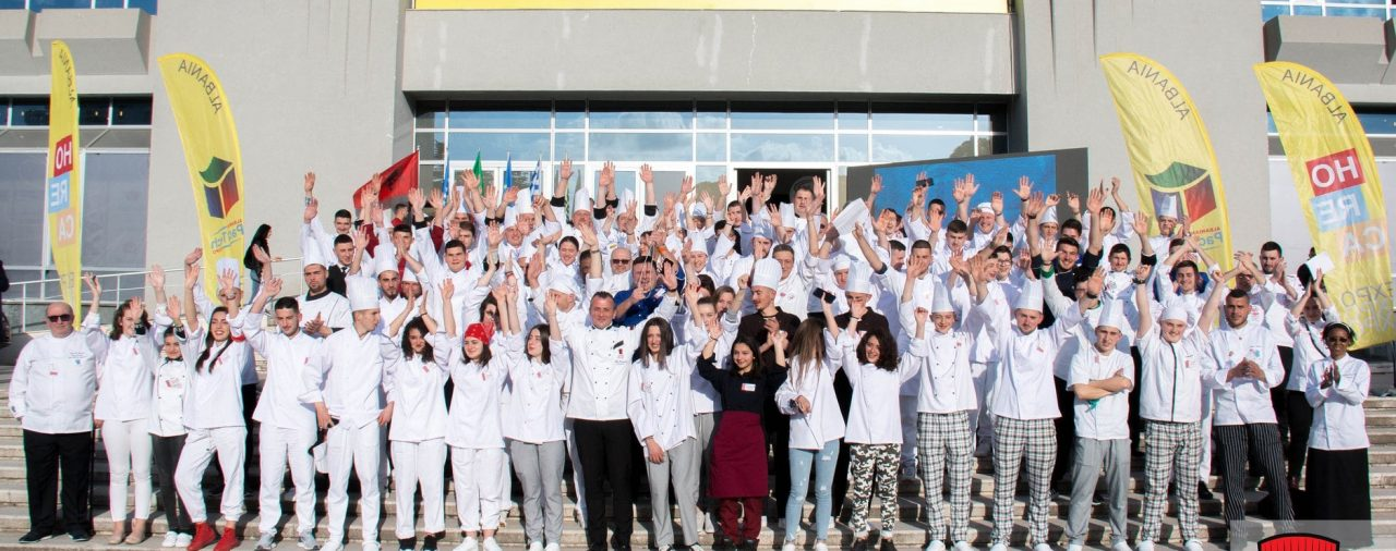 The Albanian Chefs & Cooks Association organized Gastro Alb '3
