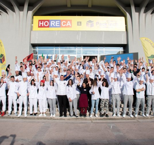 Albanian Chefs & Cooks Association organizoi Gastro Alb '3